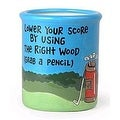 Our Name Is Mud Golf Pencil Holder Cup - Thumbnail 0