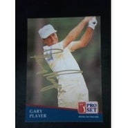 Signed Player Gary 1991 Pro Set Card autographed