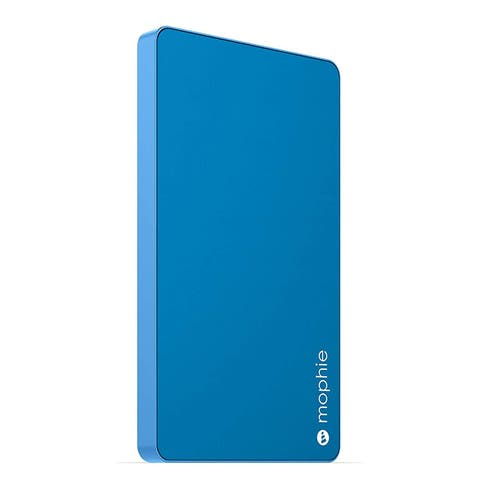 mophie Powerstation Mini 3K (3,000 mAh) - Blue (Refurbished)