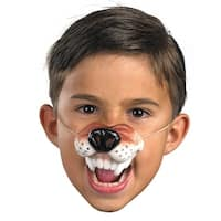 Wolf Nose Child Costume Accessory - Brown