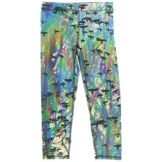 Zara Terez Womens Graphic Leggings Athletic Pants