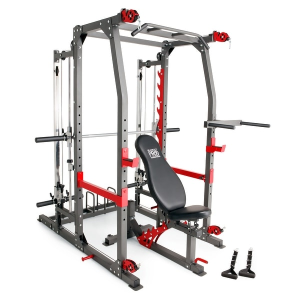 Marcy Pro Smith Machine SM-4903 - N/A. Opens flyout.