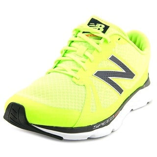 New Balance W690 Men Round Toe Synthetic Orange Running Shoe
