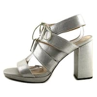 Nina Womens Alvira Open Toe Casual Ankle Strap Sandals
