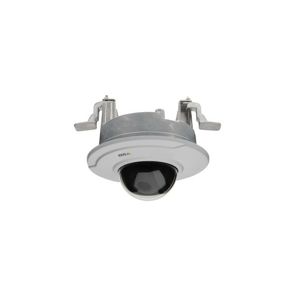 Axis 5505-571 AXIS T94K01L Ceiling Mount for Network Camera - Metal - White
