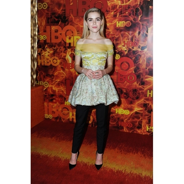d17e649d56 Kiernan Shipka At The After-Party For Hbo Post-Emmy Awards Reception 2015 -  Part 2 The Plaza At The Pacific Design Center Los An