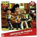 Disney Pixar Toy Story 3 48-Piece Lenticular Puzzle - Thumbnail 0