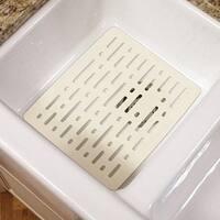 Rubbermaid 1G1706BISQU Bisque Small Sink Mat