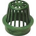 "NDS 4"" Green Atrium Grate - Thumbnail 0"