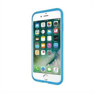Incipio Octane Case [Shock Absorbing] Cover for Apple iPhone 8 & iPhone 7 - Frost/Cyan