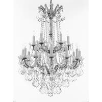 Maria Theresa Crystal Chandelier Lighting