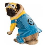 Minion Dog Costume - Large