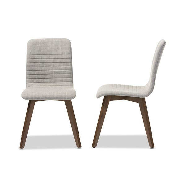 Scandinavian Dining Room Chairs: Shop Modern Scandinavian Style Light Grey Dining Chair