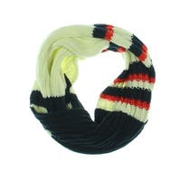 Helly Hansen Womens Infinity Scarf Knit Striped - o/s