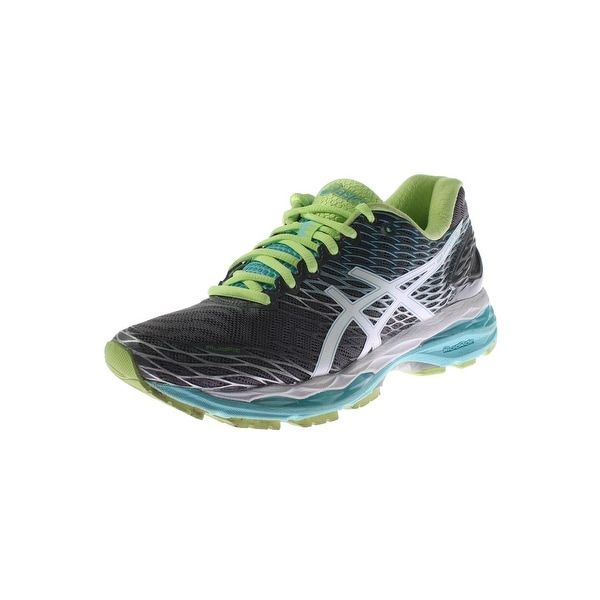 Shop Asics Womens Gel-Nimbus 18 Running Shoes Fluid Ride AHAR+ ... 128910bd63