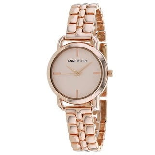 Link to Anne Klein Women's Classic Rose gold Dial Watch - AK-2730RGRG - One Size Similar Items in Women's Watches