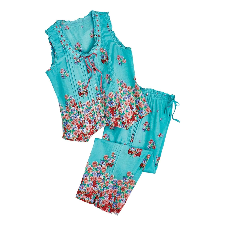 b71ffa0cd624 Buy La Cera Pajamas   Robes Online at Overstock