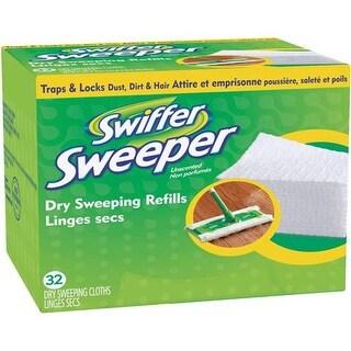 Procter & Gamble 32 Swiffer Refill Cloths 21457 Unit: EACH
