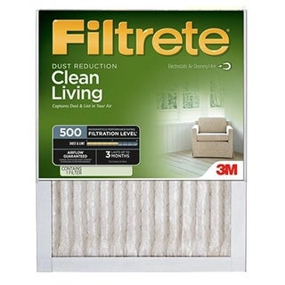 513DC-6 24 x 30 x 1 in. Dust Reduction Filtrete Filter - Green,