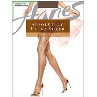 4cdfabfc2 Shop Hanes Absolutely Ultra Sheer Control Top Sheer Toe Pantyhose ...