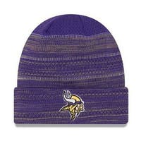 New Era Minnesota Vikings NFL Stocking Knit Hat Winter Beanie Sideline 11460357