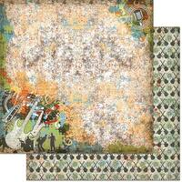 """Teenagers Double-Sided Cardstock 12""""X12""""-Music 2"""