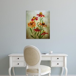 Easy Art Prints Mandy Disher's 'Cabaret' Premium Canvas Art