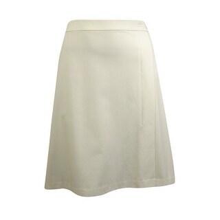 Nine West Women's Zip Up Pencil Skirt - Lily