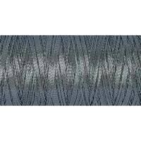 Gray - Gutermann Dekor Metallic Thread 200M