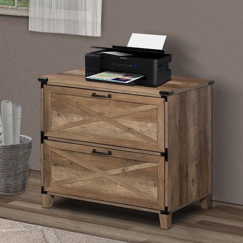 Carbon Loft Elspet 2-drawer Lateral File Cabinet
