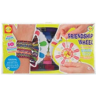 Friendship Wheel Bracelet Maker Kit-