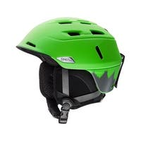 Smith Optics Helmet Mens Camber AirEvac 2 Ventilation - matte charcoal