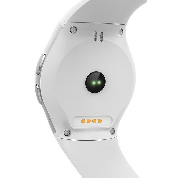 Shop TechComm KW18 Smart Watch Fitness Tracker with Heart