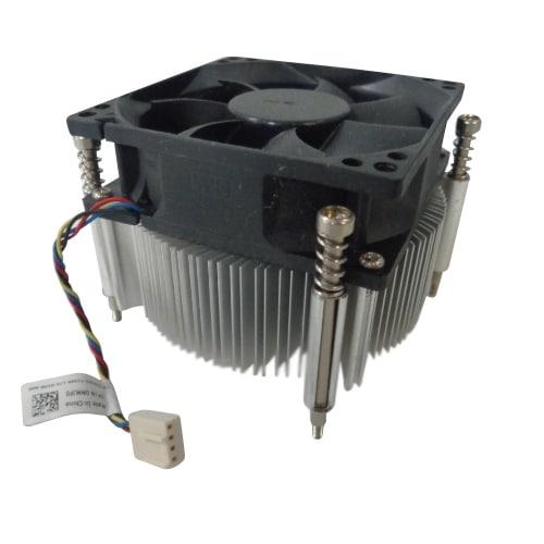 Dell Precision 390 Optiplex 390 Computer Cpu Fan & Heatsink MMJF0 4 Pin