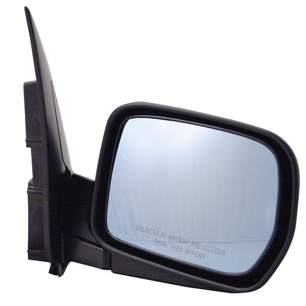 Pilot Automotive TYC Black Passenger Driver Side Power - Acura mdx side mirror replacement