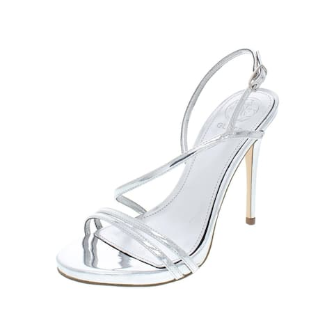 Guess Womens Tilda Dress Sandals Strappy Stiletto