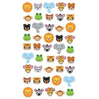 Sticko Zoo Faces Stickers