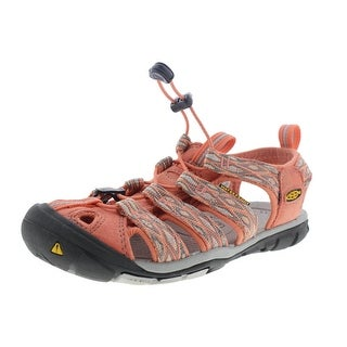 Keen Womens Clearwater CNX Waterproof Printed Sport Sandals - 5.5 medium (b,m)