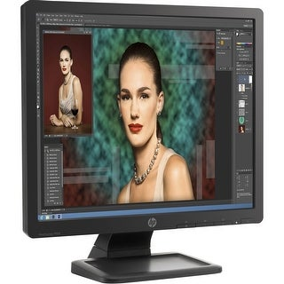 "Link to HP P17A 1280x1024 17"" Monitor,Black Similar Items in Monitors"