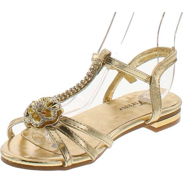 women's open toe flat sandals