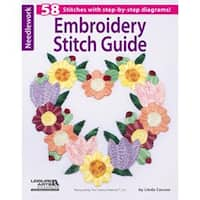 Embroidery Stitch Guide - Leisure Arts