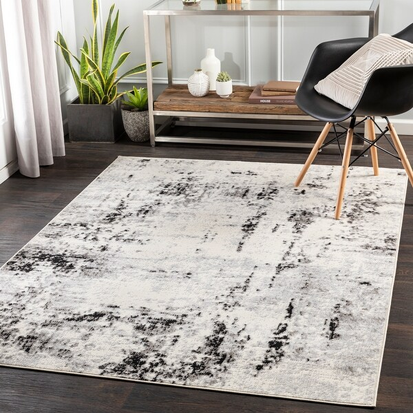 Tiana Modern Abstract Area Rug. Opens flyout.