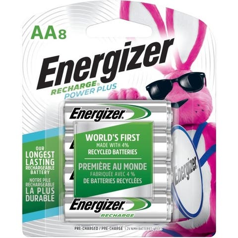 Energizer nh15bp-8 rechargeable aa 8pk
