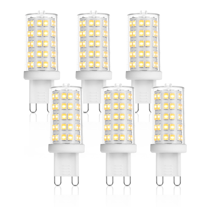 Light Society Set of 12   Vita G12 12 Watt Equivalent 12 Watt LED Bulb   Clear