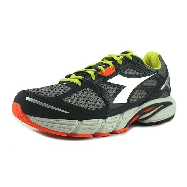 Diadora M.Shindano 4 Men Round Toe Synthetic Gray Running Shoe