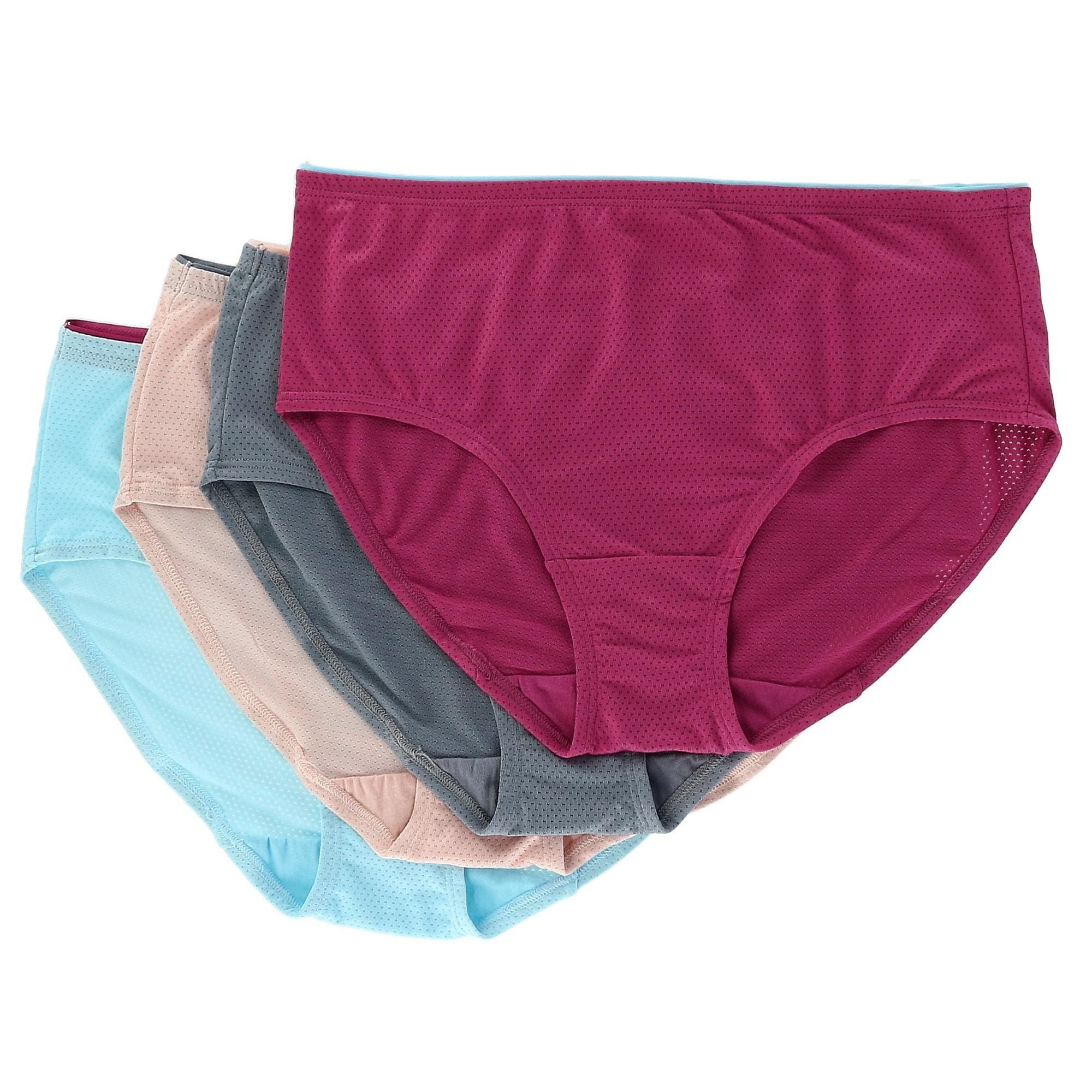 44af624f6d2f Buy Cotton Panties Online at Overstock | Our Best Intimates Deals