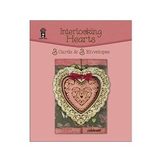 HOTP Card Kit Interlocking Hearts