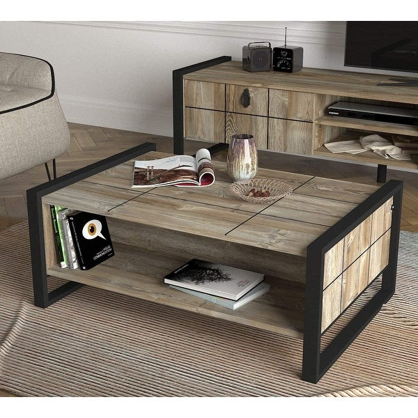 Lust Contemporary Coffee Table. Opens flyout.