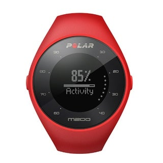 M200 GPS Running Watch - Red M200 GPS Running Watch