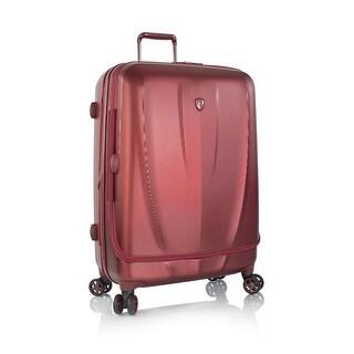 Heys America Vantage 30 inch Hard Sided 4 Wheel Spinner Smart Luggage